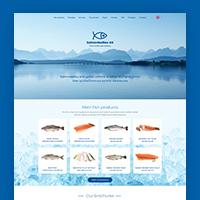 Каталог производителя рыбной продукции