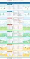Календарь событий и праздников Югры