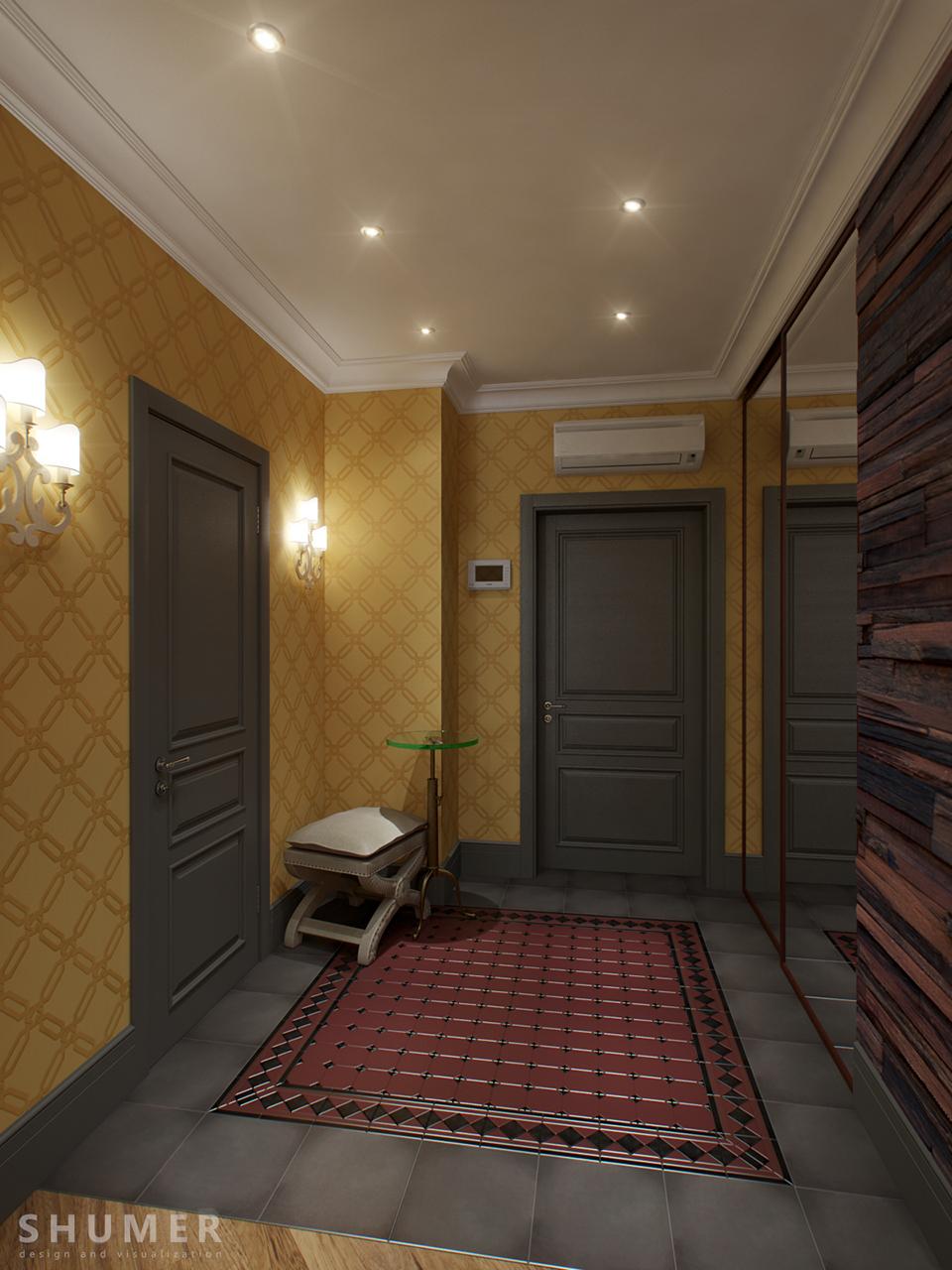 Квартира - Чехова. Вид.5