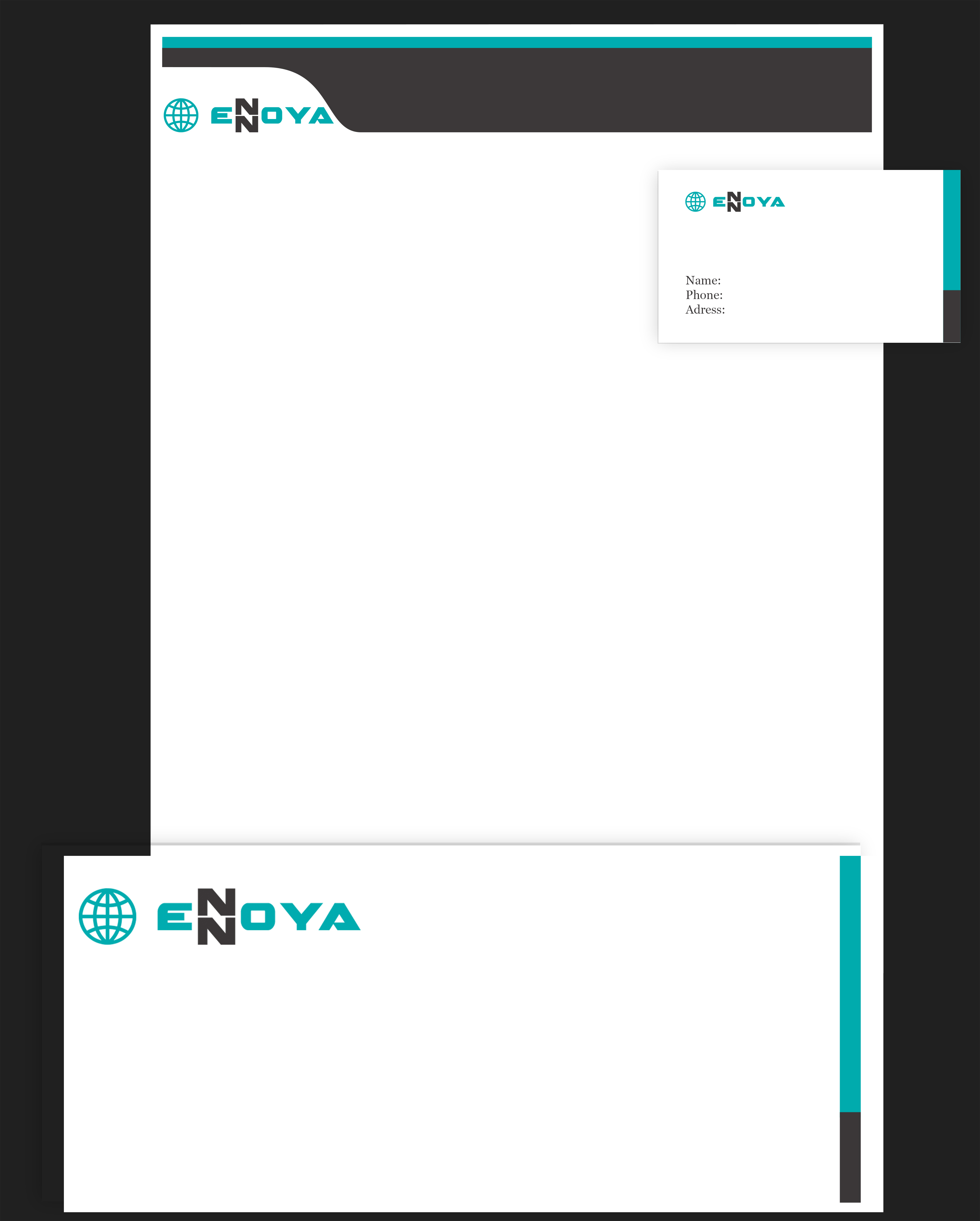 Логотип + фирменный стиль для продуктовой IT компании фото f_9095ad3567f4524d.jpg