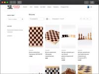 Спортивный интернет-магазин — SportsEtiket