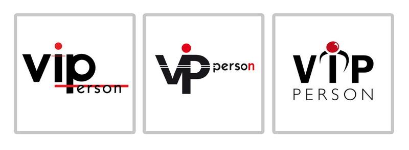 VIP Person / варианты логотипа