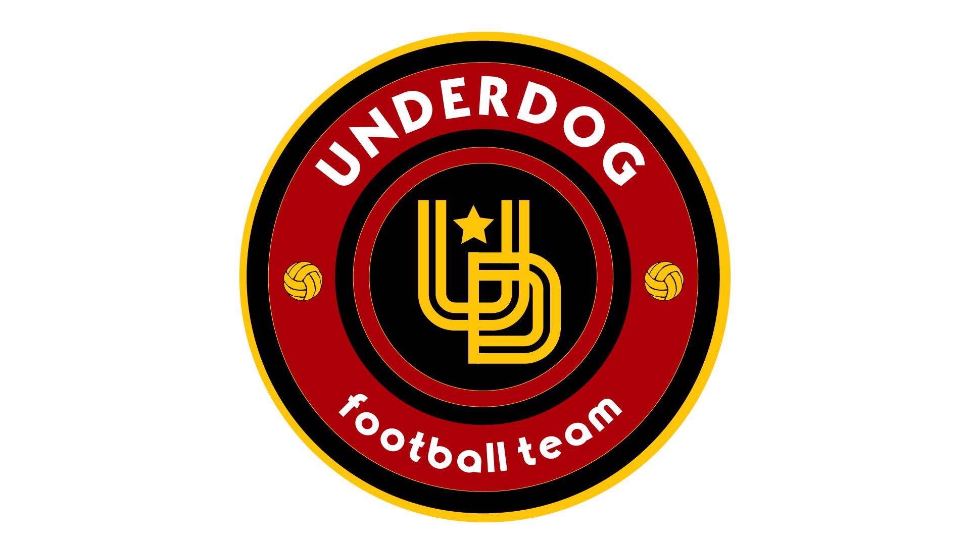 Футбольный клуб UNDERDOG - разработать фирстиль и бренд-бук фото f_5255cb3939618a0c.jpg