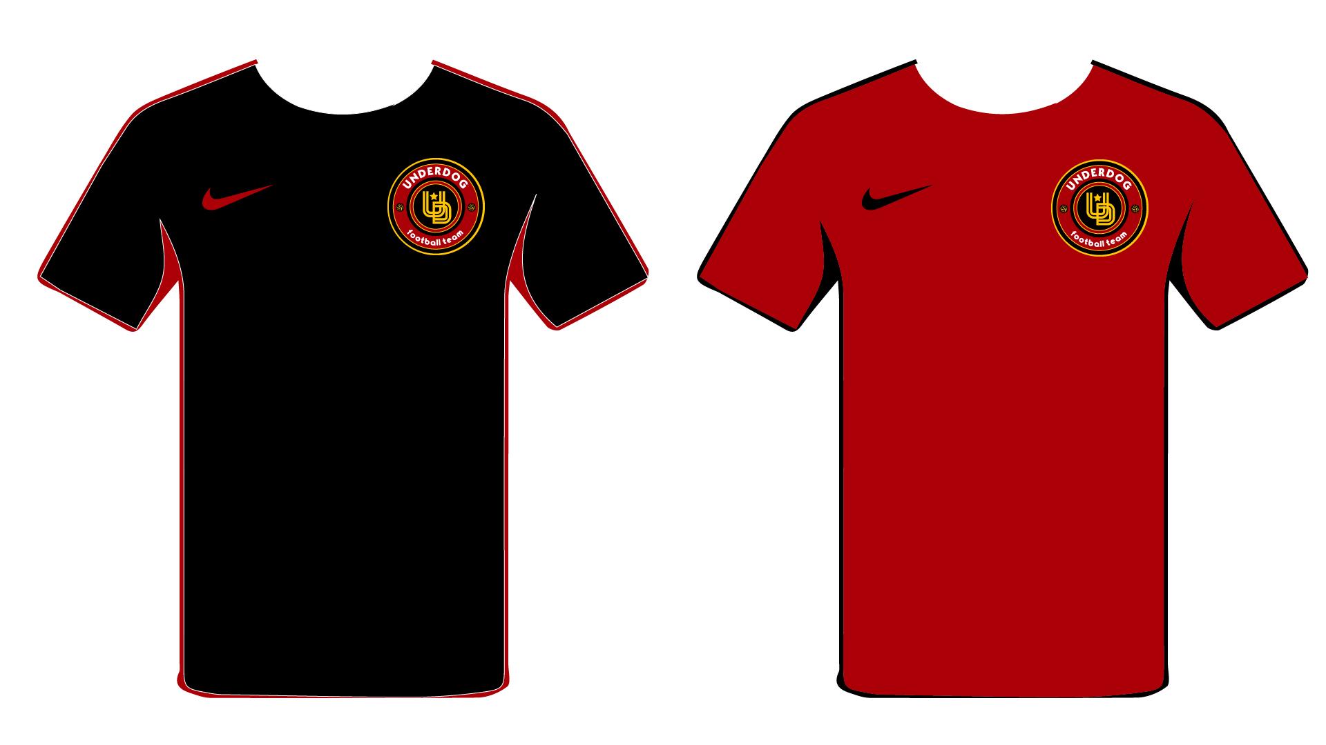 Футбольный клуб UNDERDOG - разработать фирстиль и бренд-бук фото f_8785cb39361e4bfd.jpg