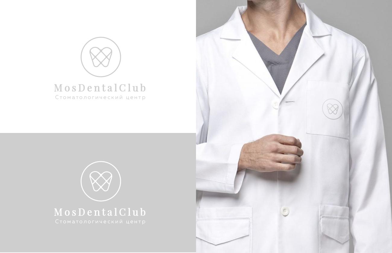 Разработка логотипа стоматологического медицинского центра фото f_8515e454a16f3df0.jpg