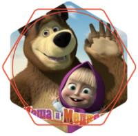 Пресс-релиз для официального приложения «Маши и Медведя»