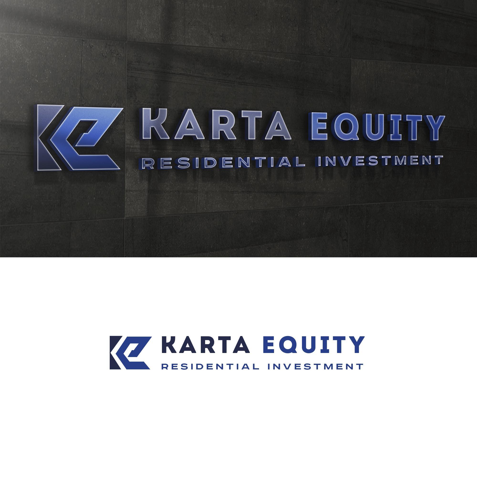 Логотип для компании инвестироваюшей в жилую недвижимость фото f_0135e19edbba4f13.jpg