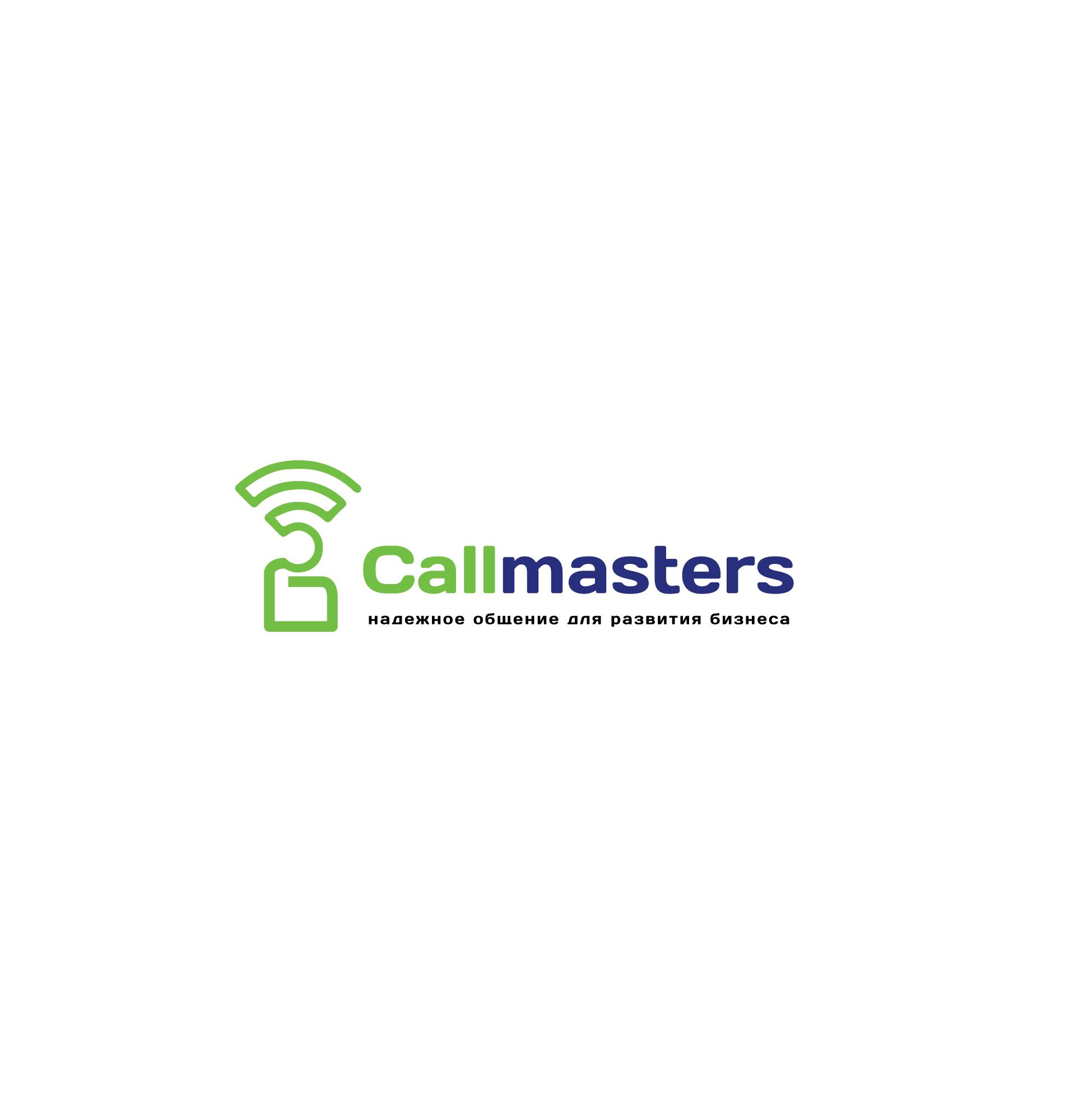 Логотип call-центра Callmasters  фото f_1395b6a27851374d.jpg