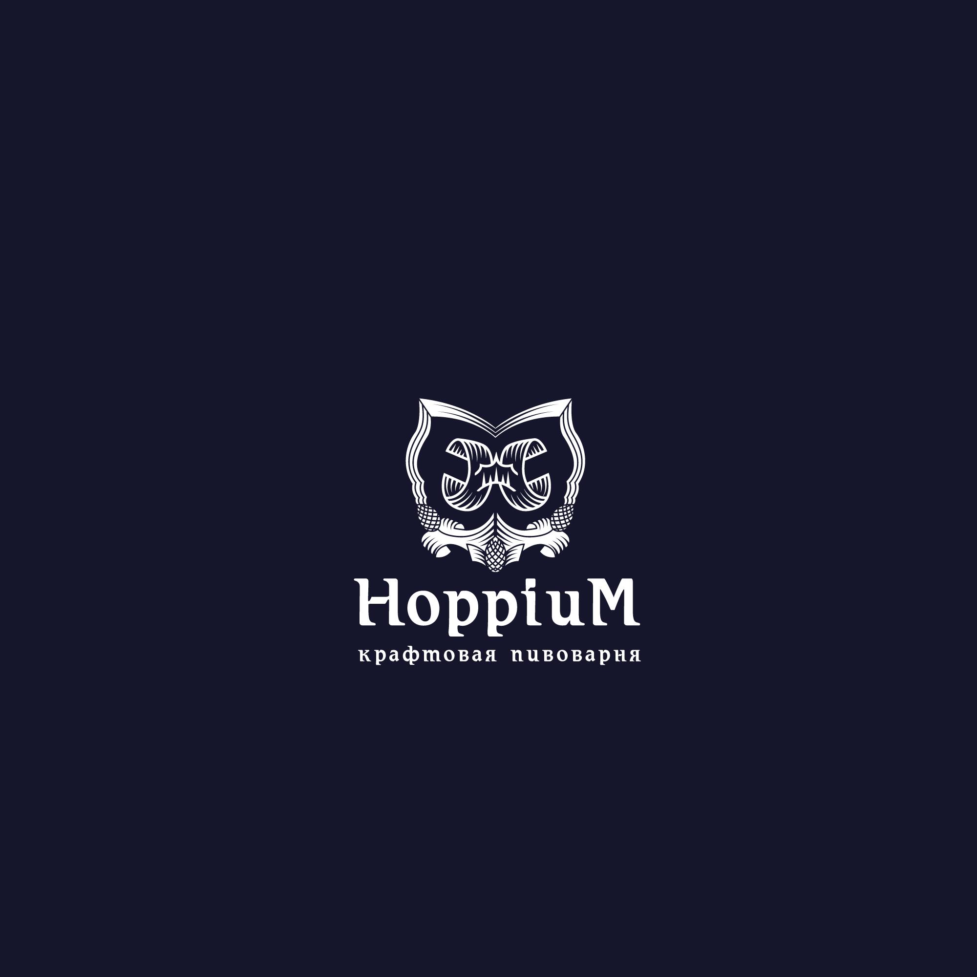 Логотип + Ценники для подмосковной крафтовой пивоварни фото f_2295dc419d69192d.jpg