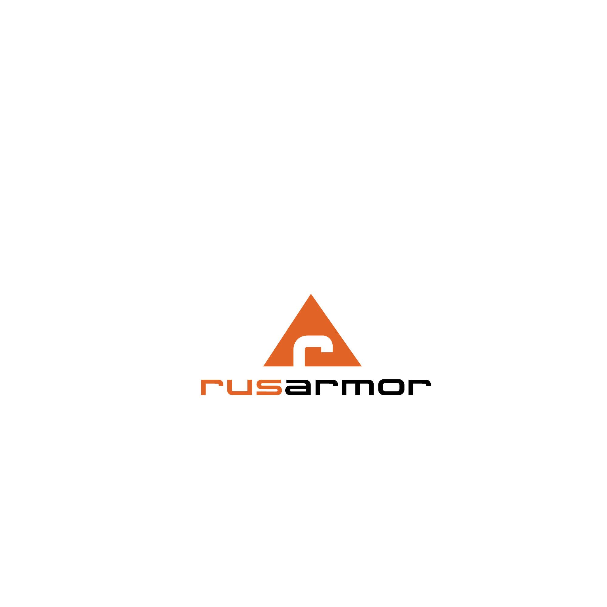 Разработка логотипа технологического стартапа РУСАРМОР фото f_2595a0aedd8d640f.jpg