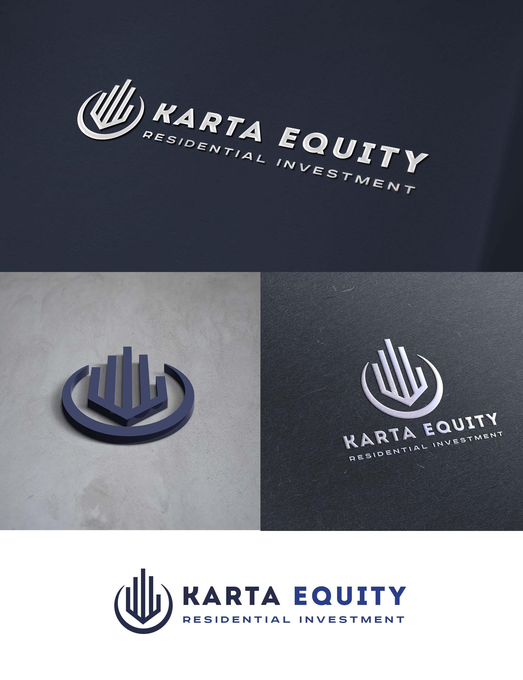 Логотип для компании инвестироваюшей в жилую недвижимость фото f_3085e1a0003926cc.jpg