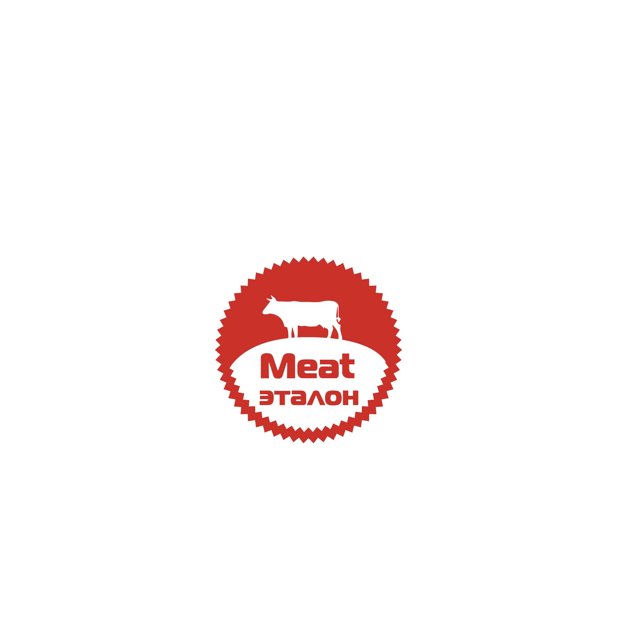 Логотип компании «Meat эталон» фото f_3845703ca579decd.jpg