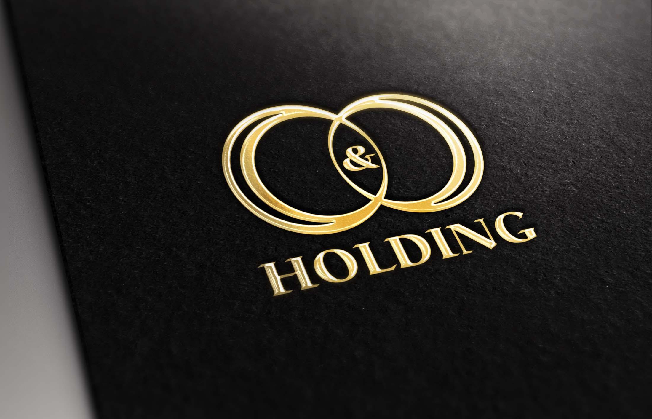 """Разработка Логотипа +  Фирменного знака для компании """"O & O HOLDING"""" фото f_5205c83d4eaa5e74.jpg"""