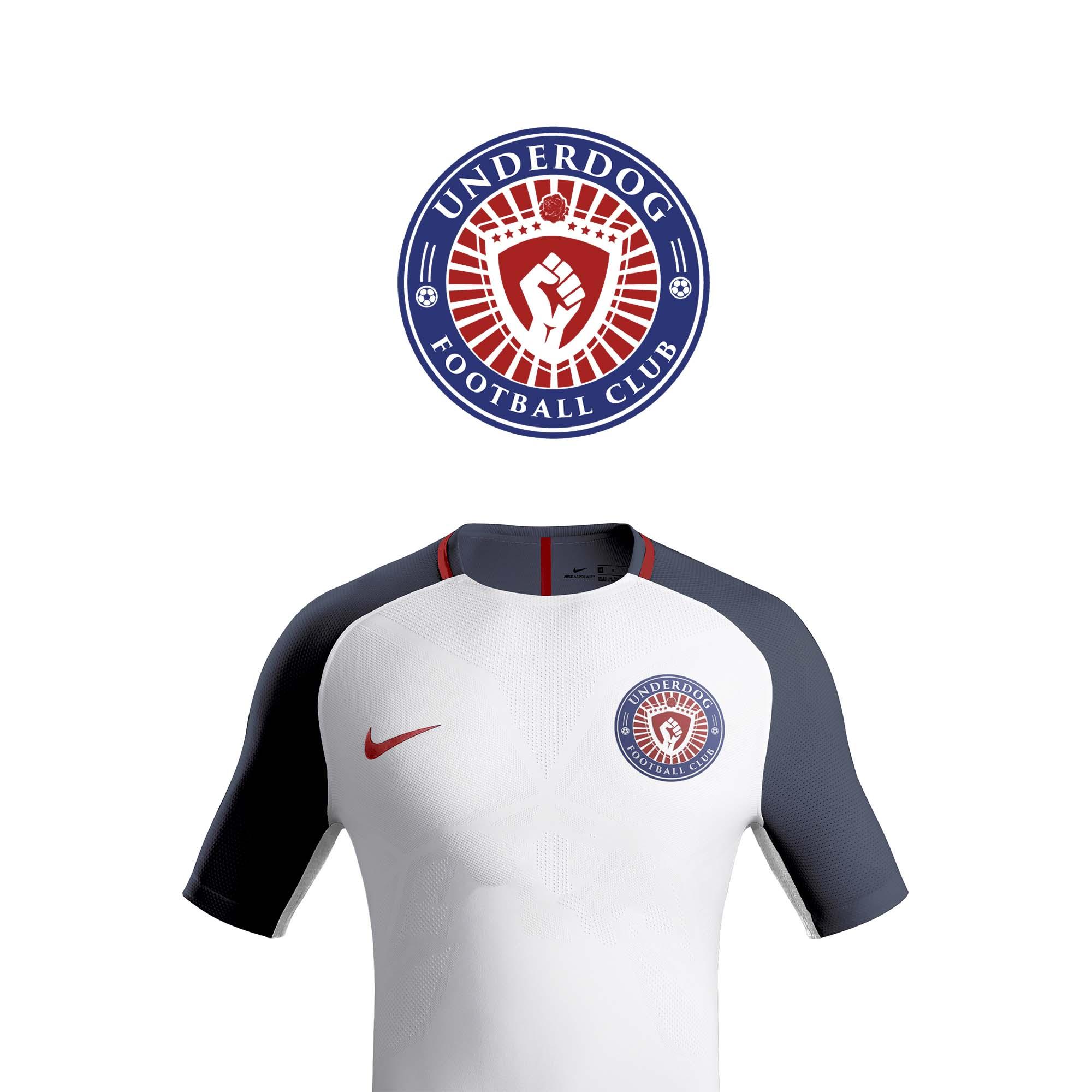 Футбольный клуб UNDERDOG - разработать фирстиль и бренд-бук фото f_5955cb4b3ce8d747.jpg