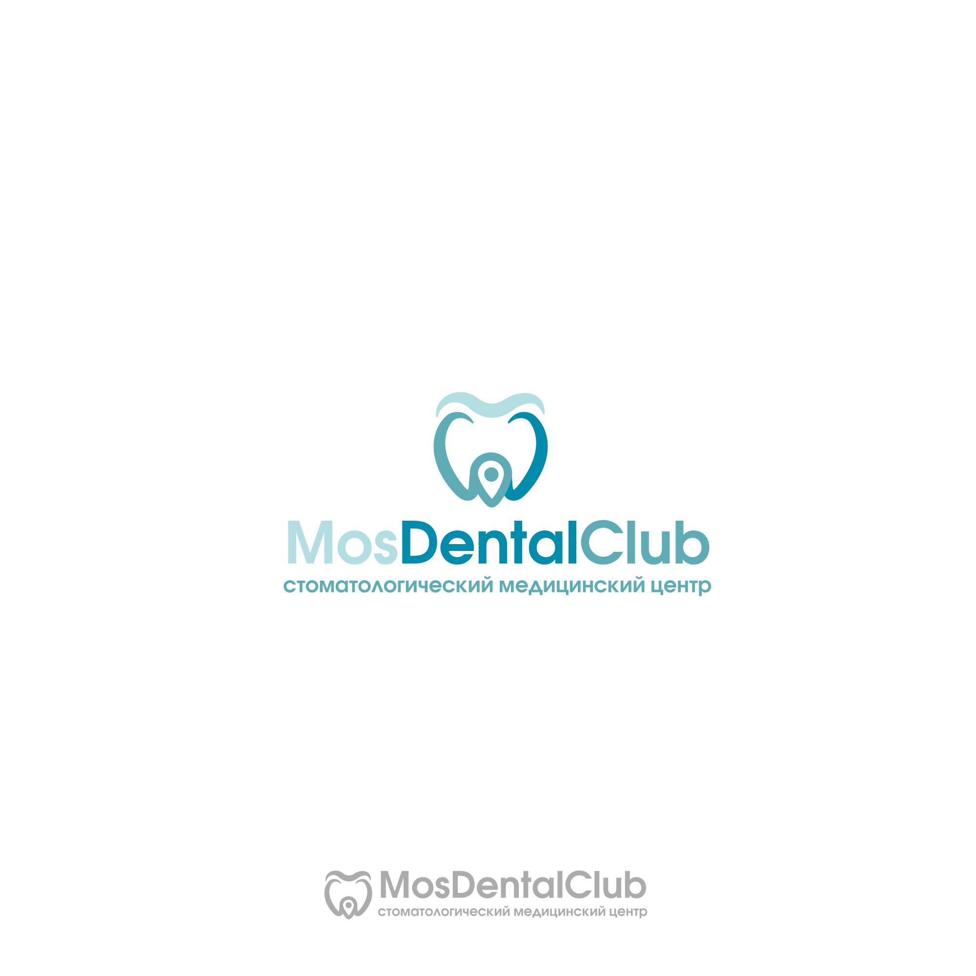 Разработка логотипа стоматологического медицинского центра фото f_6085e4b01ee6325c.jpg