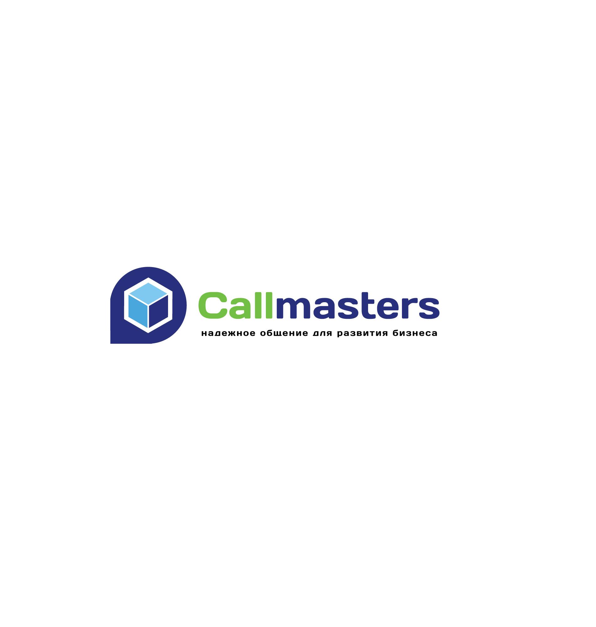 Логотип call-центра Callmasters  фото f_6695b6a278176d37.jpg