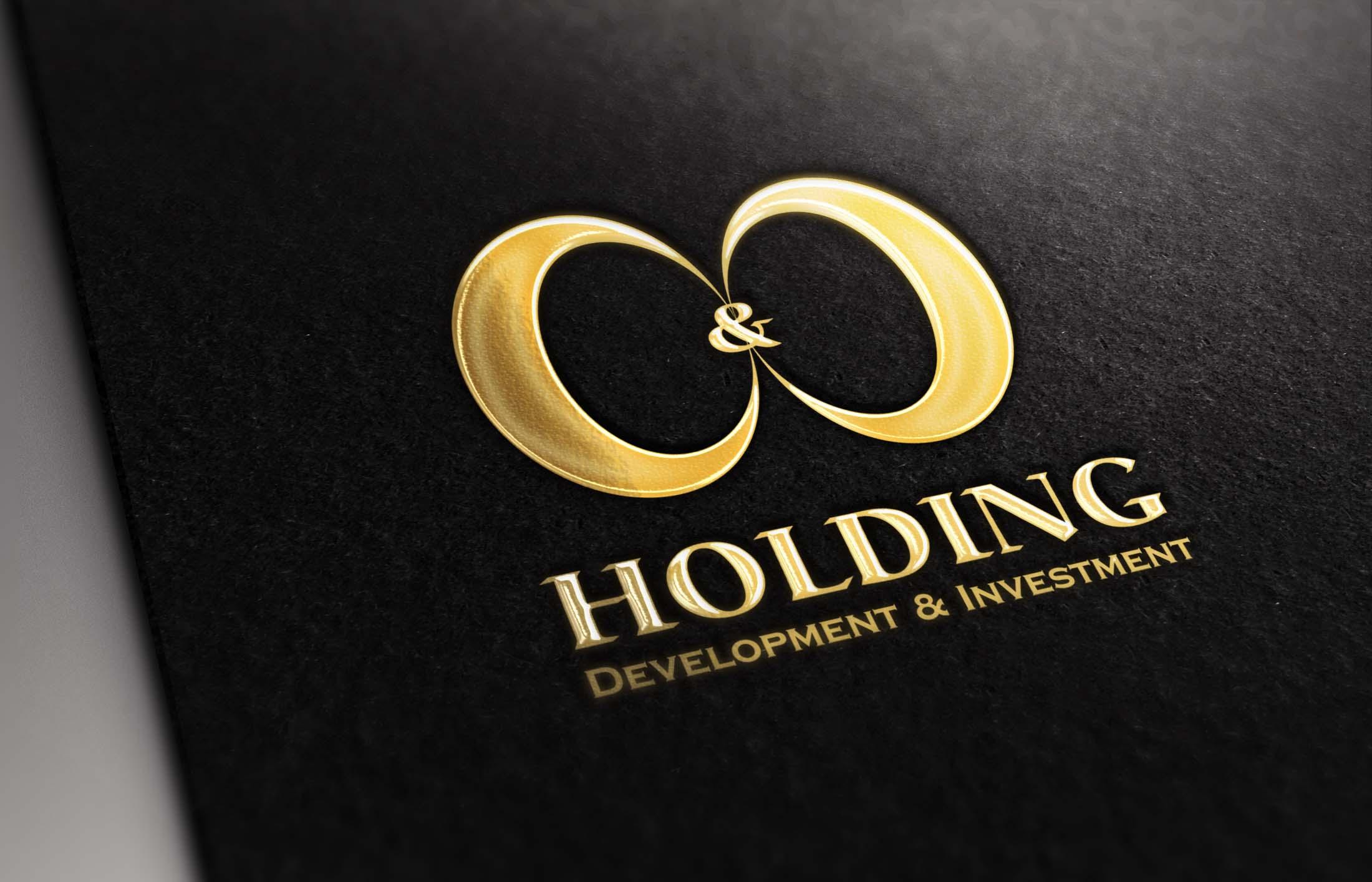 "Разработка Логотипа +  Фирменного знака для компании ""O & O HOLDING"" фото f_7505c83de4a33c57.jpg"