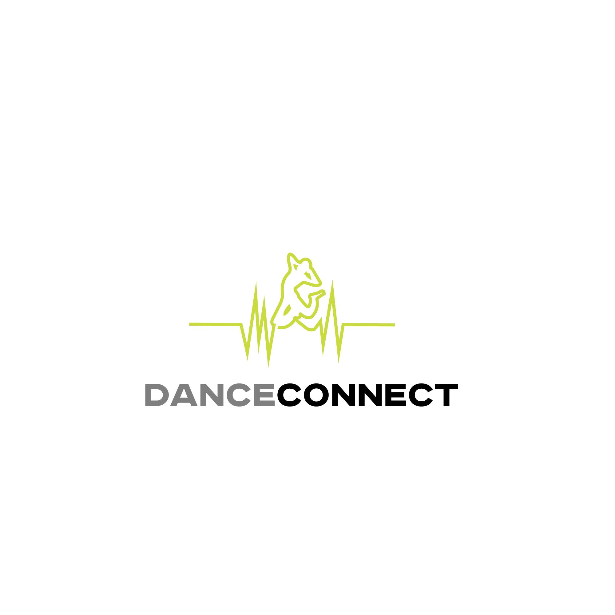 Разработка лого для спортивного портала www.danceconnect.ru фото f_7735b43780b20c35.jpg
