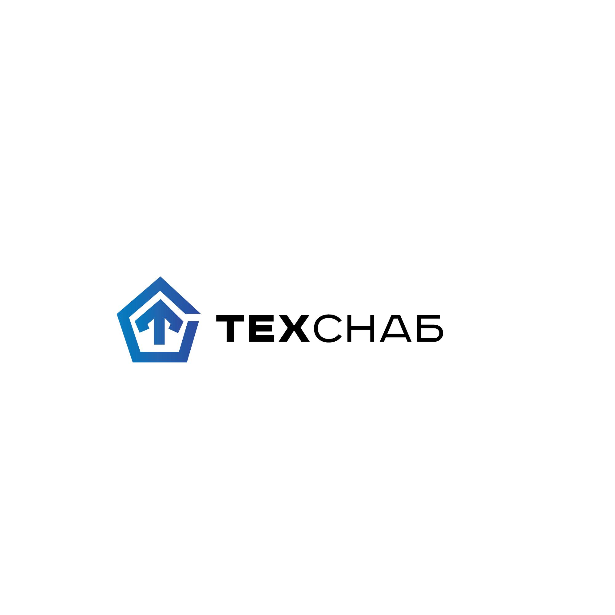 Разработка логотипа и фирм. стиля компании  ТЕХСНАБ фото f_8015b1eb1dfd00d5.jpg