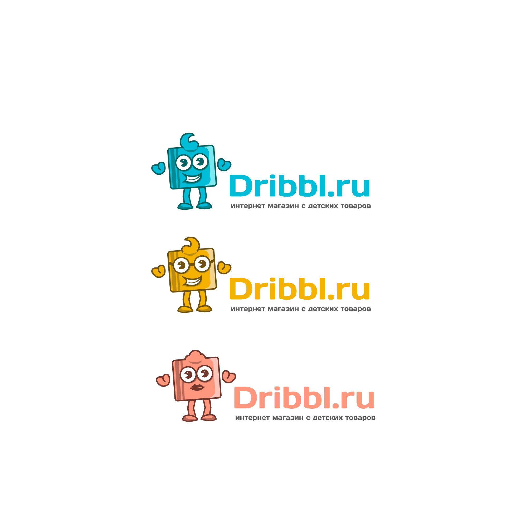 Разработка логотипа для сайта Dribbl.ru фото f_9065a9d4991b34c3.jpg