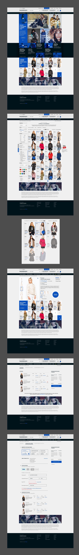 Магазин женской одежды (Berrythings)