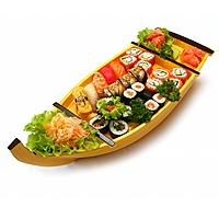 Ресторан японской кухни (концепт)