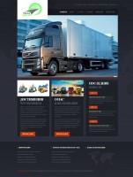 сайт для транспортной компании trans-group