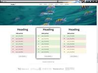 Верстка одностраничника с использованием bootstrap2