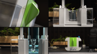 BioStu (kickstarter промо устройства)