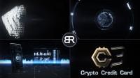 3D презентация крипто проекта CCCR