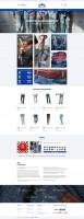 Интернет-магазин джинсовой одежды