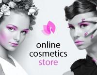 Адаптивный интернет-магазин косметики.