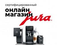 Адаптивный интернет-магазин кофейного оборудования jura