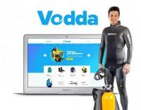 Адаптивный интернет-магазин товаров для водных видов спорта. Дайвинг. Серфинг.