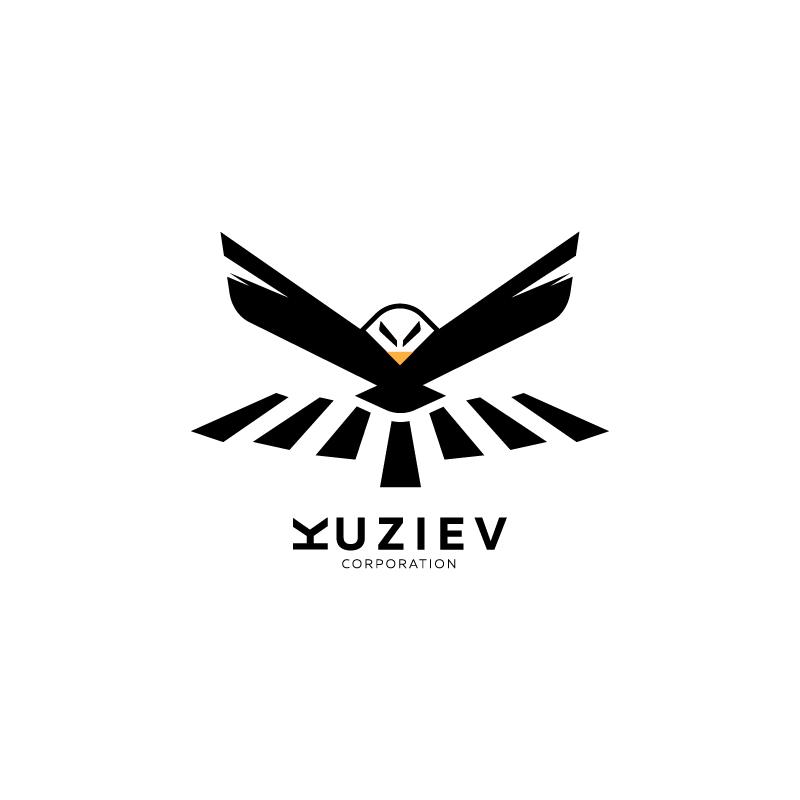 Logotype Kuziev (Логотип)