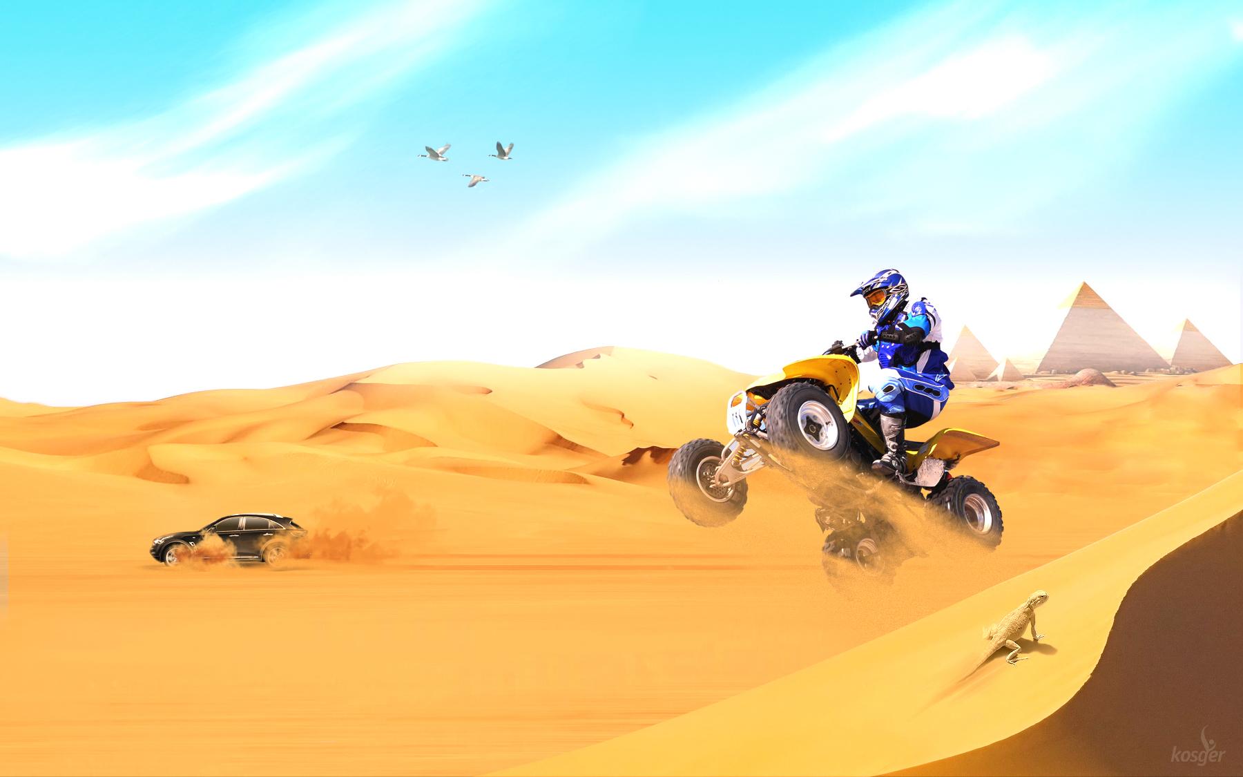desert_rally - ПРОДАЁТСЯ!