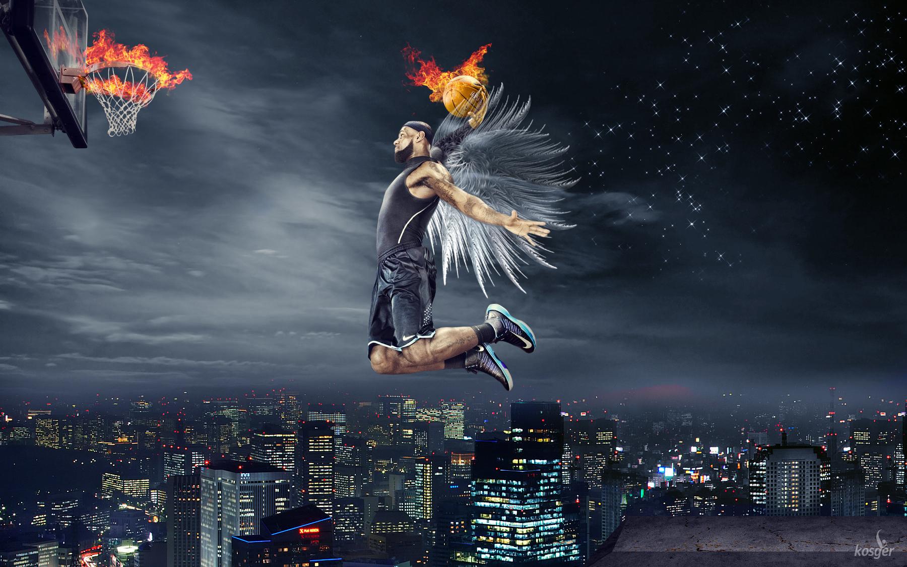Lebron James basketball fly - ПРОДАЁТСЯ