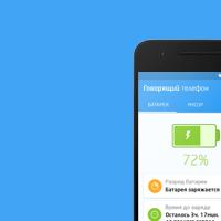 Говорящий телефон | Android