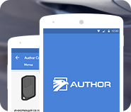 Author | Android