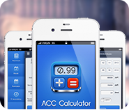 ACC Calculator  | iOS