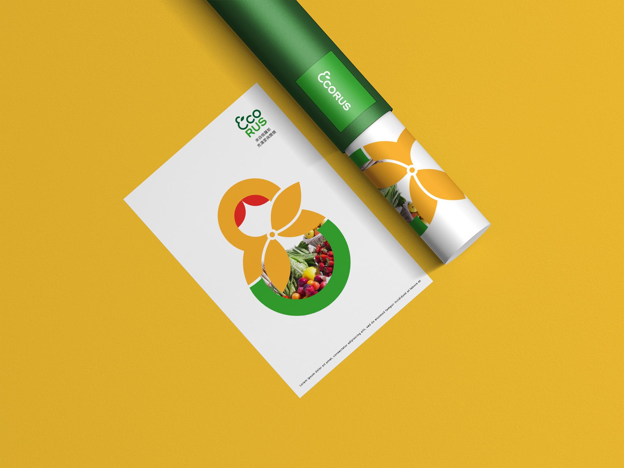 Логотип для поставщика продуктов питания из России в Китай фото f_8795ebbdb2dbce0b.jpg