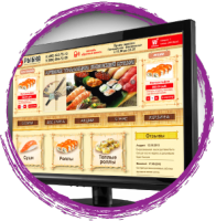 "Интернет-магазин  доставка суши ""Рыбка"""