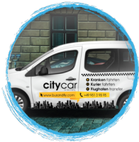 Брендинг автомобиля такси