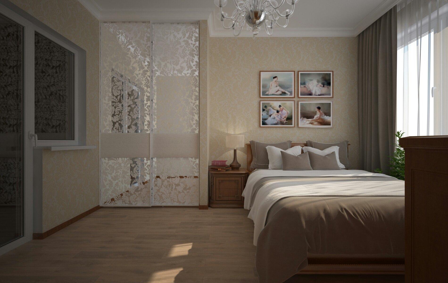 Интерьер - Спальня
