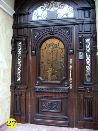 Чертёж - Входная дверь