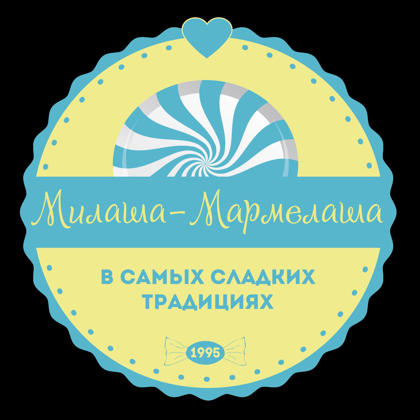 "Логотип для товарного знака ""Милаша-Мармилаша"" фото f_3835874d2756b2f2.png"