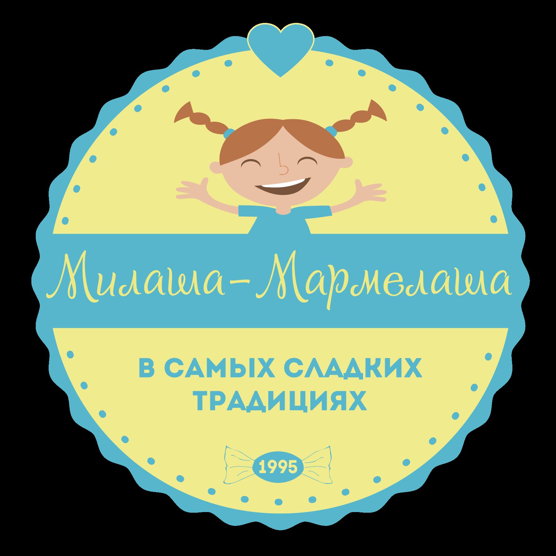"Логотип для товарного знака ""Милаша-Мармилаша"" фото f_5945874d27788057.png"
