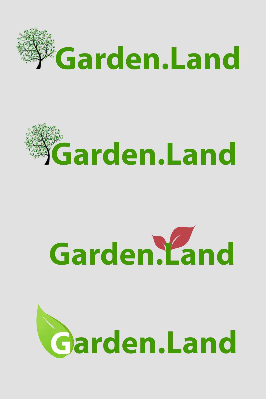 Создание логотипа компании Garden.Land фото f_1955986e90e5a629.jpg