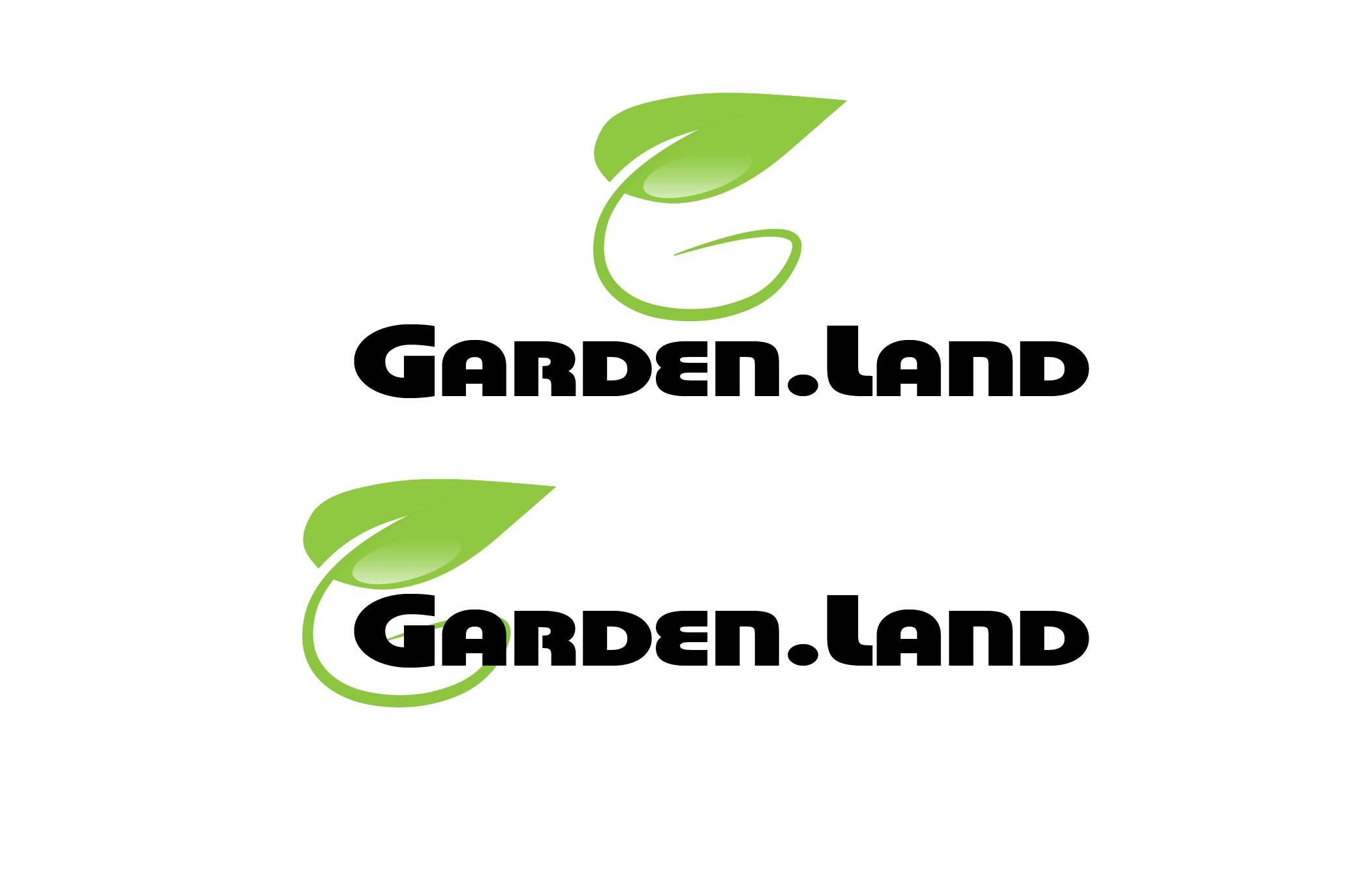 Создание логотипа компании Garden.Land фото f_2555986e91ad3663.jpg