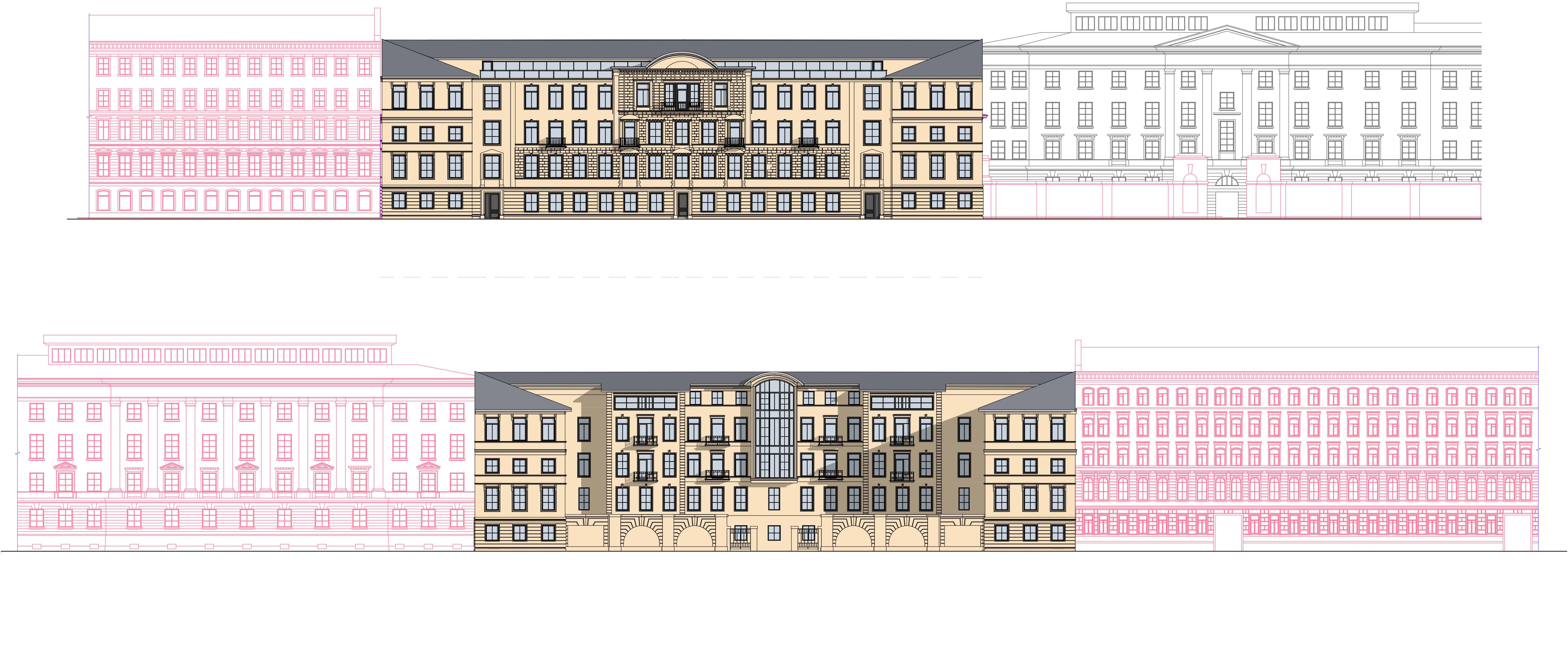 Концепция достройки фасада исторического здания фото f_9295c092603d0ee8.jpg